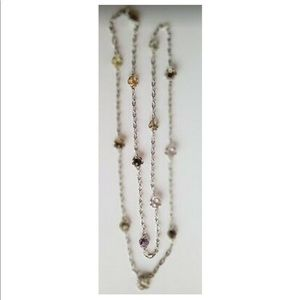 Tacori color medley 36 inch necklace